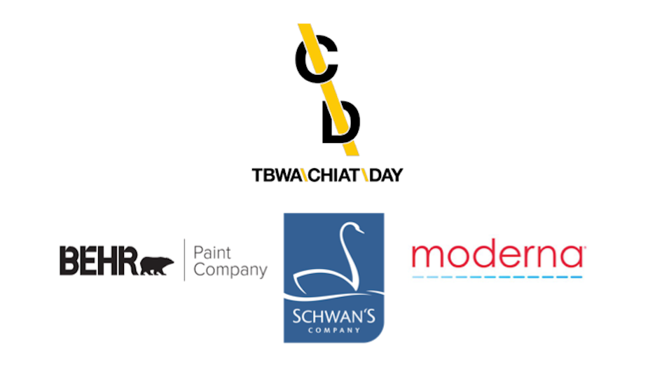 TBWA\Chiat\Day LA Selected as Agency of Record for Behr Paint, Moderna and Schwan's Company