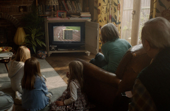 Emotive Olympic TV Spot For 'Life-Changing' Campaign