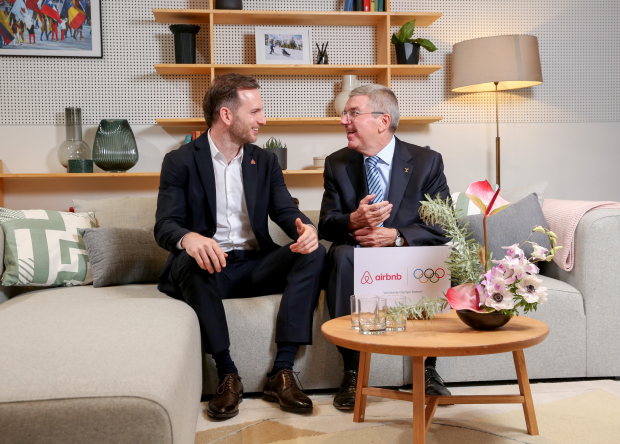 Game On for Airbnb and the IOC Announce Major Global Olympic Partnership