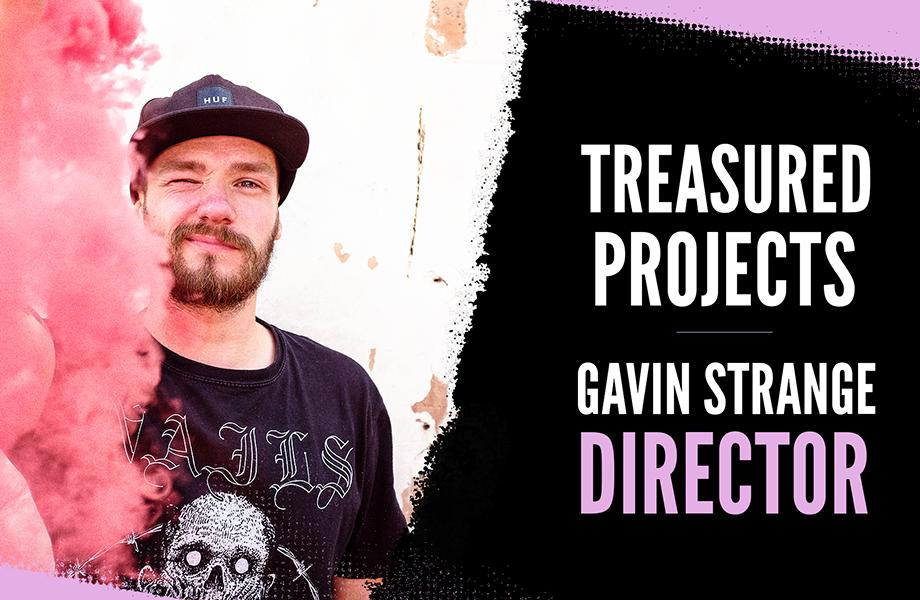 Treasured Projects with Aardman's Gavin Strange