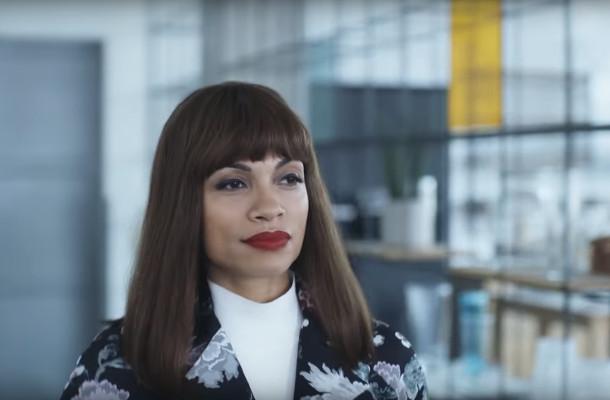 Rosario Dawson Takes on Multiple Roles in TUMI's First Women's Brand Campaign