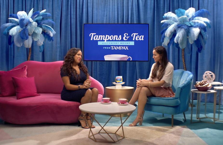 Tampax Tackles Tampon Discomfort in Daring Campaign