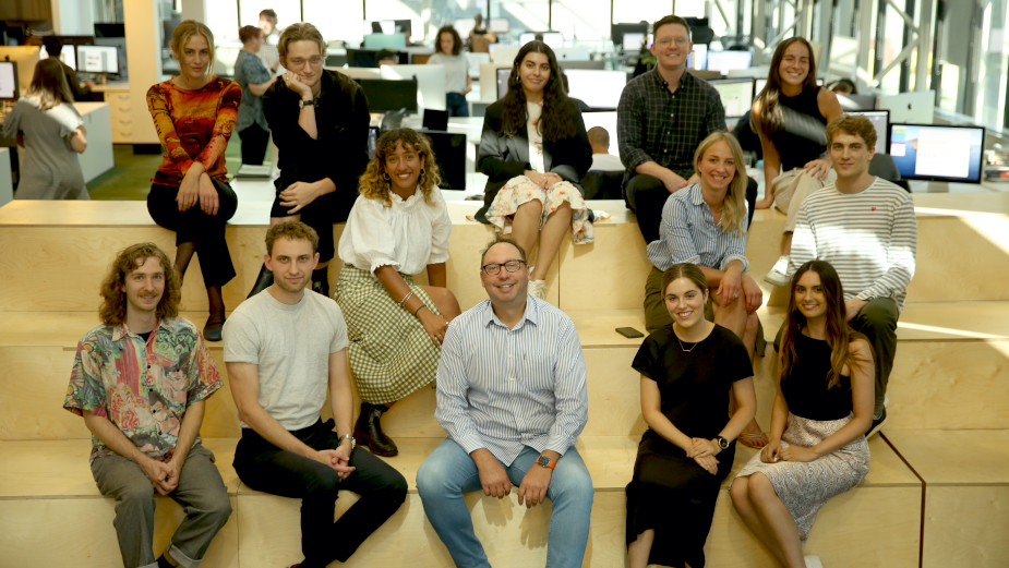 Clemenger BBDO Melbourne Group Welcomes Unique Characters