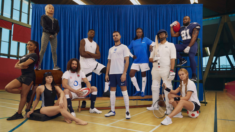 Sports Direct Crowns Everyday Legends in High-Energy Christmas Ad by Henry Scholfield