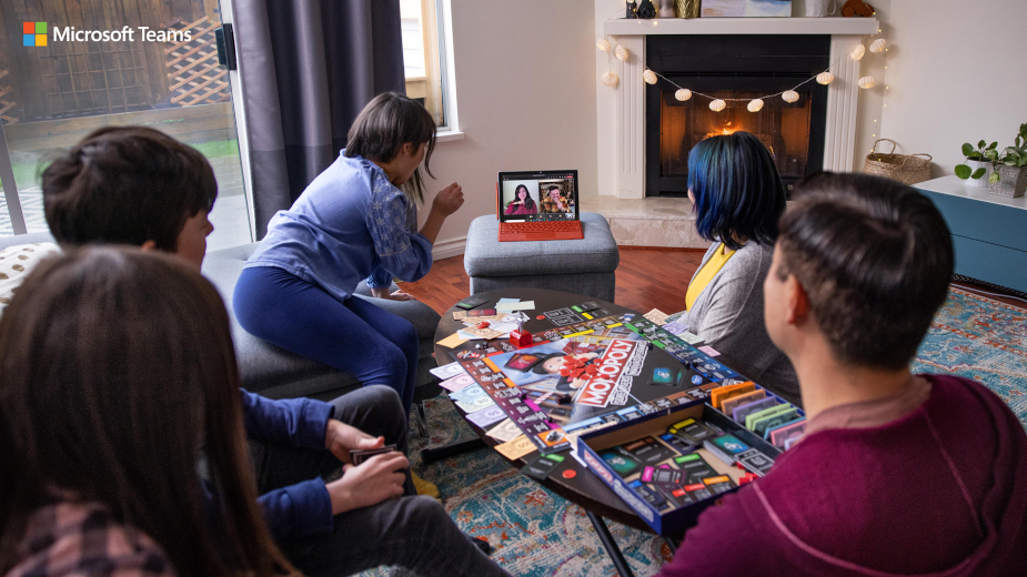 Microsoft Brings the Team to the Screen for Hasbro Entertainment