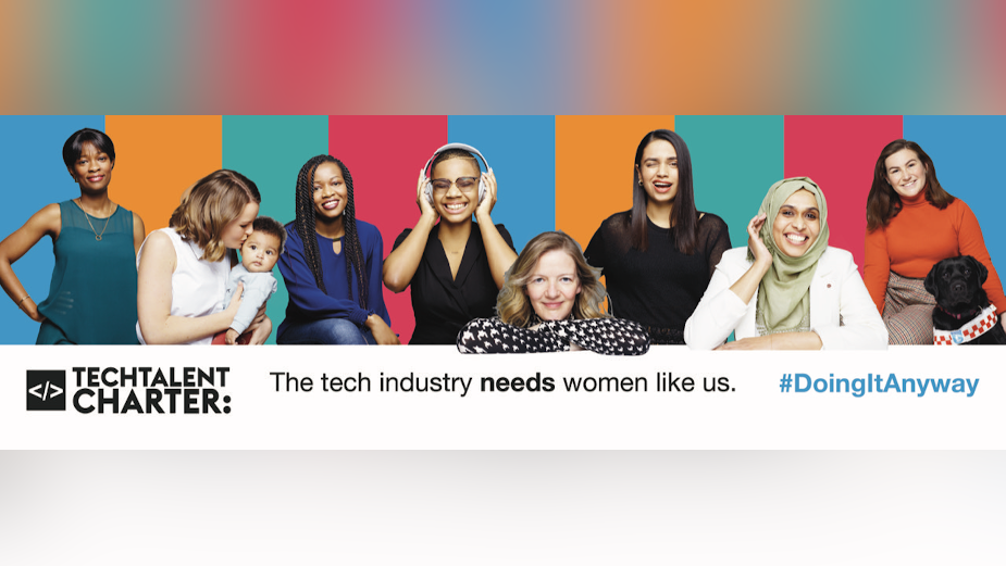 Tech Talent Charter Inspires Woman into Tech with 'Doing It Anyway'