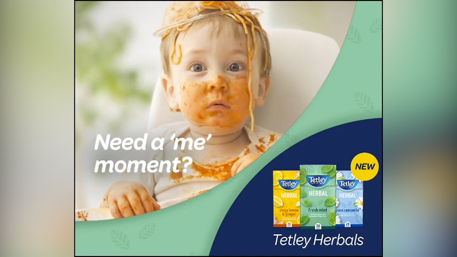 Have a Me Moment with Spark44 and Tetley Herbals