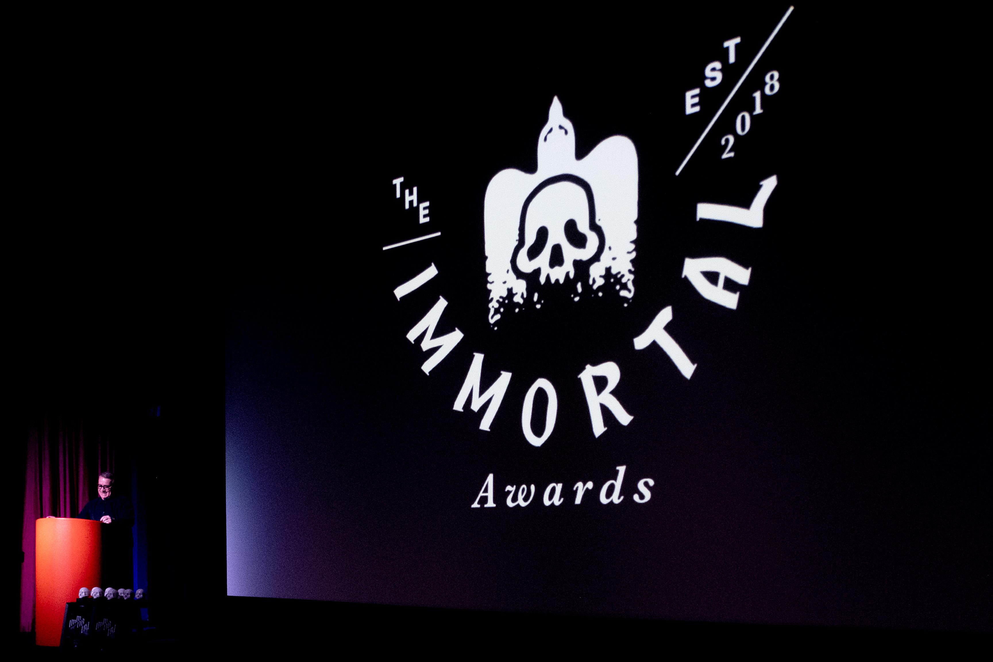The Immortal Awards Showcase Tour Kicks Off in London