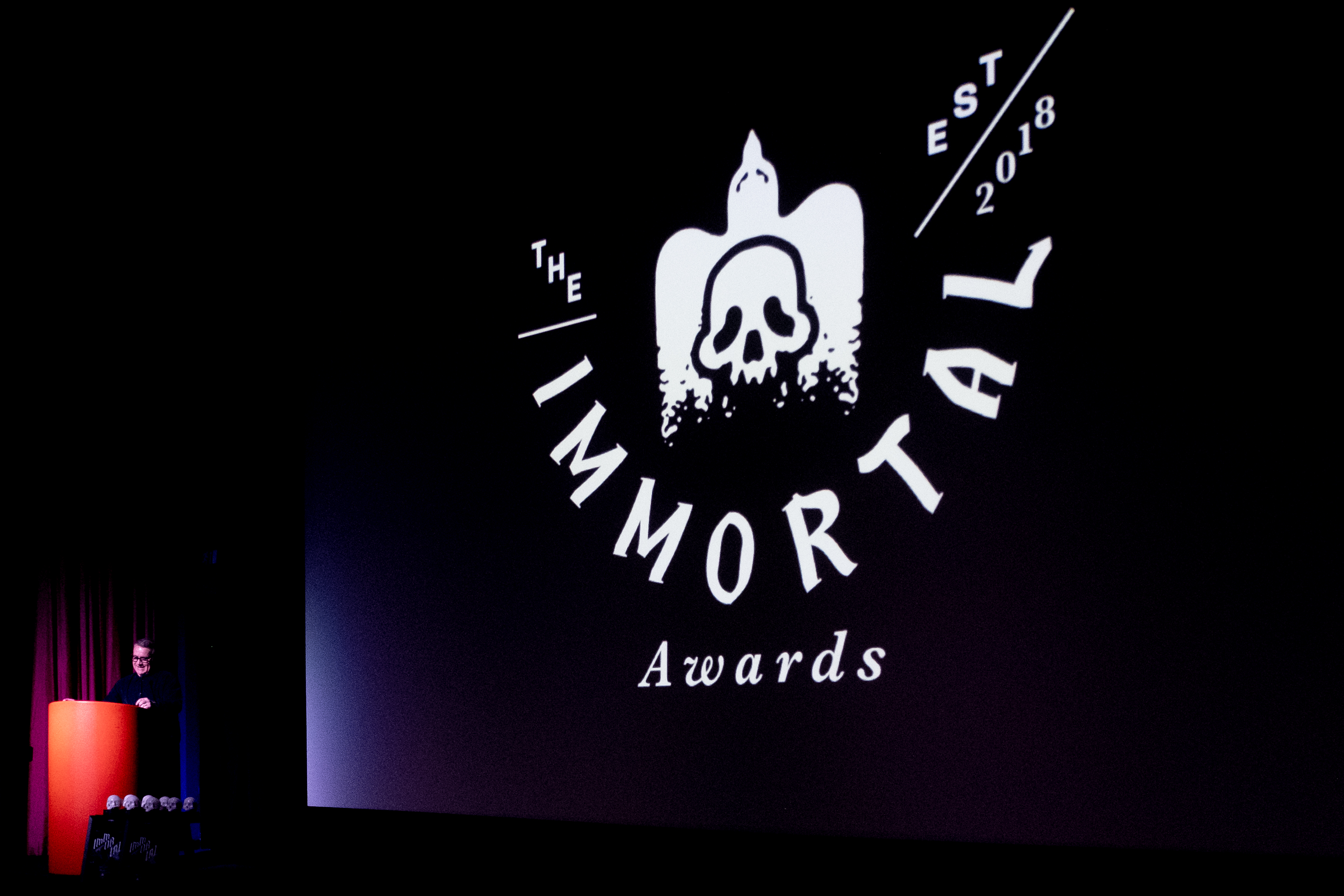 The Immortal Awards Launches 2019 Call for Entries