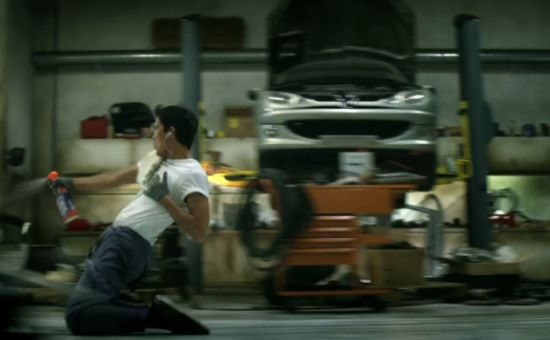 Your Shot: How BETC and Cillit Bang Cleaned Out the Stereotypes with Flashdance-Inspired Spot