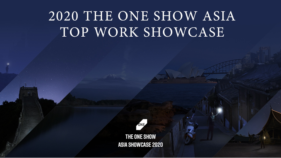 APAC's Best Work of 2020 Unveiled in The One Show Asia Showcase