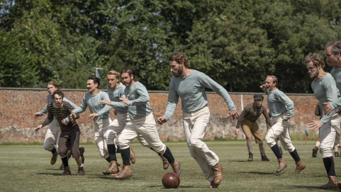 Manners McDade's Harry Escott Scores Netflix Drama Series 'The English Game'