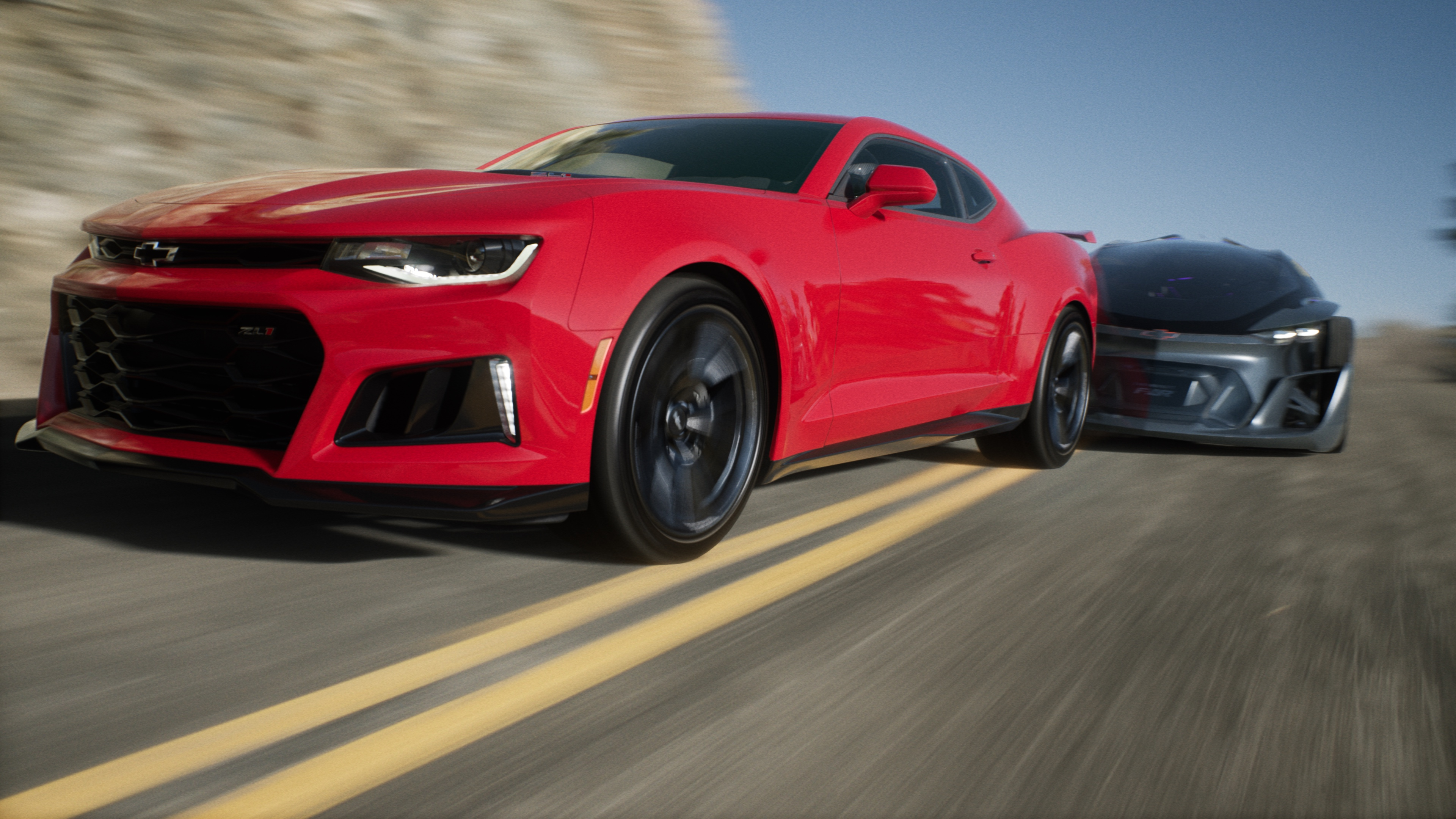 Epic Games, The Mill and Chevrolet Unveil High-speed Real-time Film