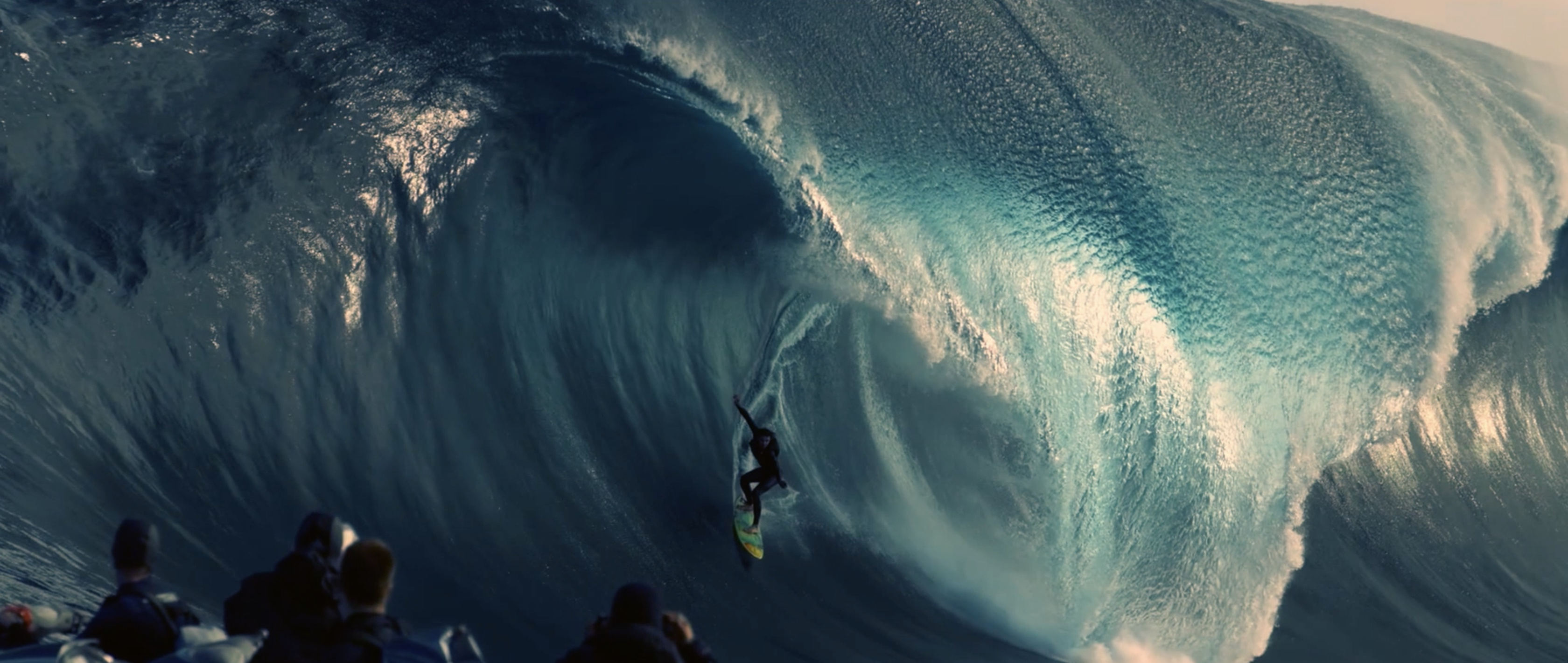 Mick Fanning Narrates Cinematic Epic The Surfer's Code