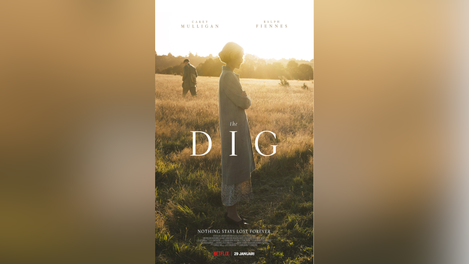 Suffolk Sets the Scene for Filming of Netflix's The Dig