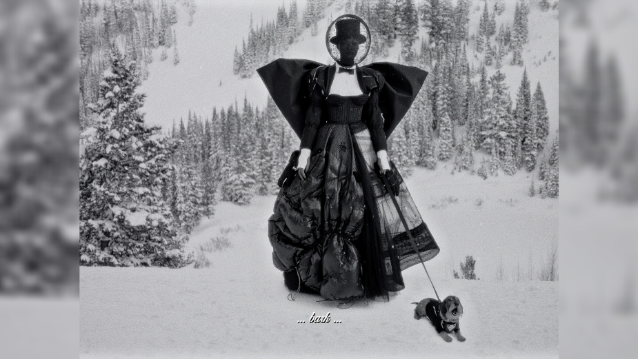 Thom Browne Hits the Slopes in Fantastical Avant-Garde Film for Fall Runway 2021 Collection
