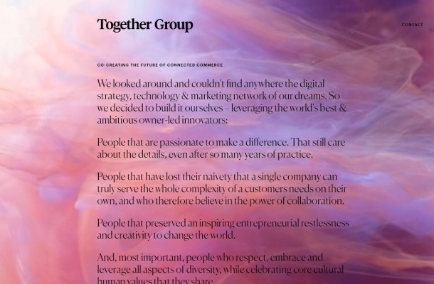 Ten Agencies Unite to Form Together Group