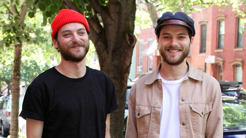 'Meet Graham' Creative Team / Twin Brothers Tom and George McQueen Land at Droga5, New York