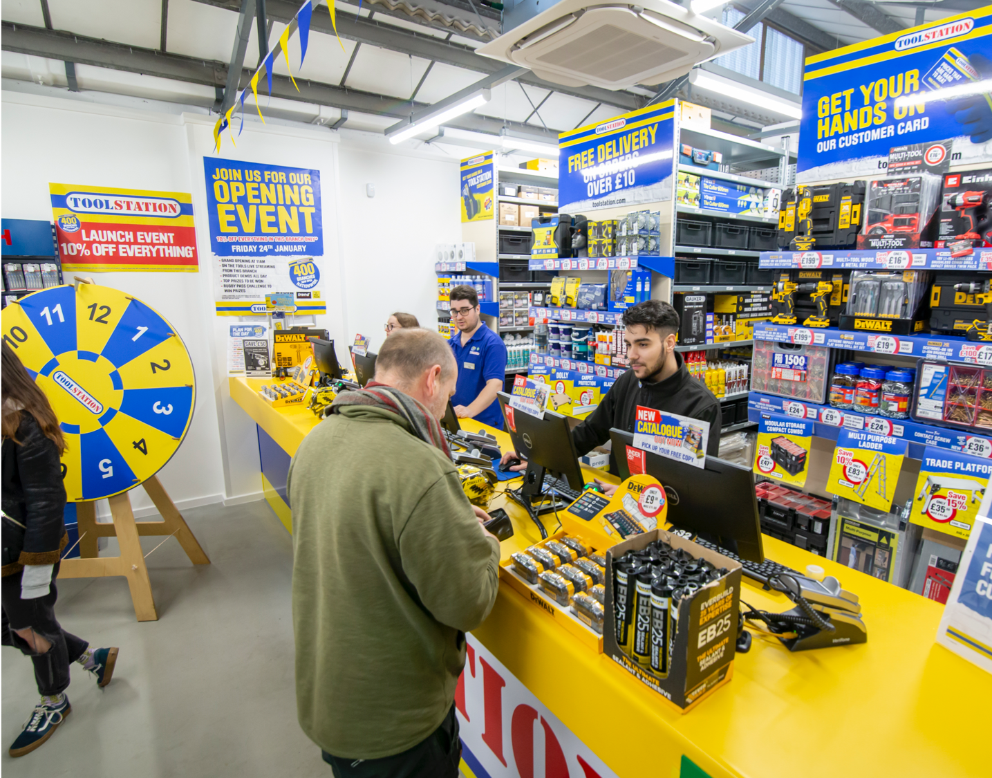 Toolstation Appoints krow for Brand Positioning and Strategy