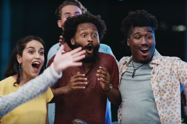 Topgolf Goes Out Swinging in New Campaign From Preacher