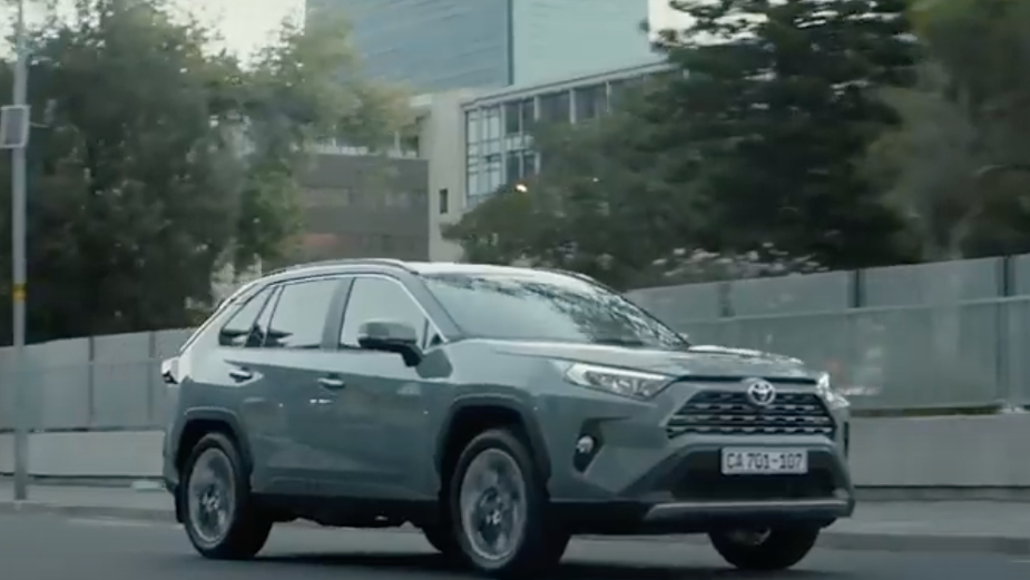 Toyota Reminds South Africa to Stay Put During Covid-19 Lockdown
