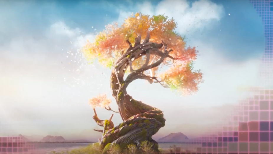 Power Your Breakthrough with HP's Beautifully Immersive Global Campaign