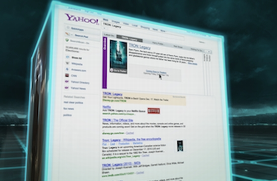 Goodby, Silverstein and Zoic collaborate for Yahoo