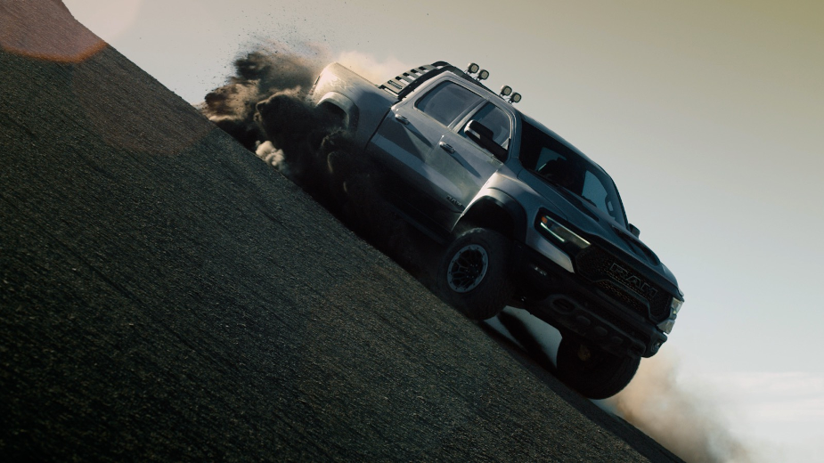2021 Ram 1500 TRX Reveal Embraces the Adventure of the Road Trip