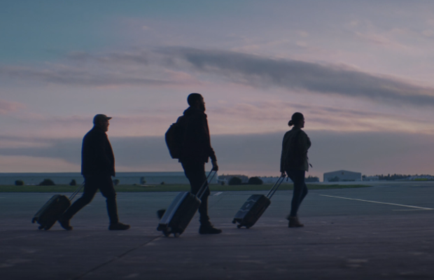Turkish Airlines' Super Bowl Ad Helped Three Americans Take Their First Global Steps