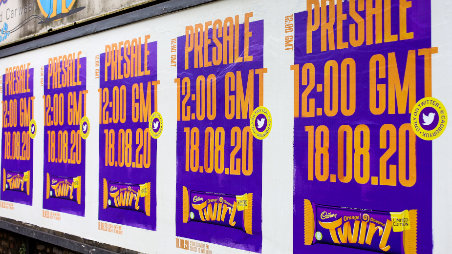 Cadbury Launches 2020's Biggest Event with the Return of the Limited Edition Twirl Orange