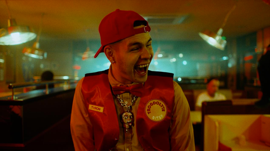 THE REST Delivers the Diner from Hell for slowthai's New Single 'VEX'