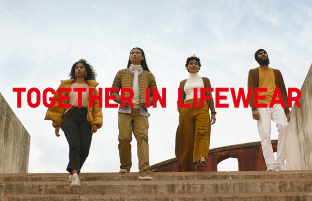 UNIQLO Launches in India with 'Together in LifeWear' Campaign