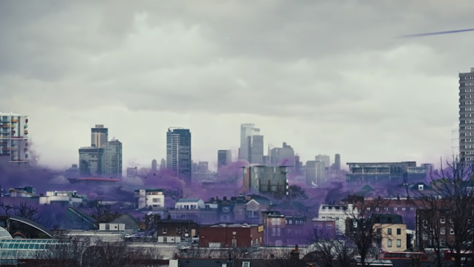 The UN Drives Air Pollution Action in Interactive Film Starring Parkour Artist Georgia Munroe