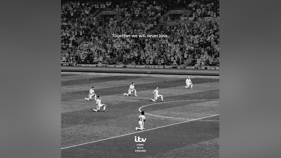 ITV Release Powerful Message of Support for England Team Following Racial Abuse After Euro 2020 Defeat