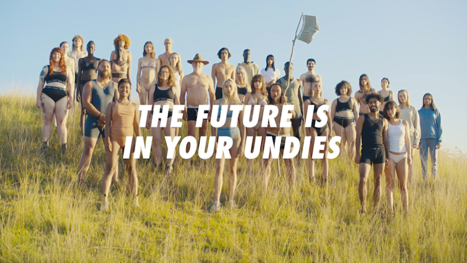 Bonds' Bold New Campaign Declares 'The Future Is in Your Undies'