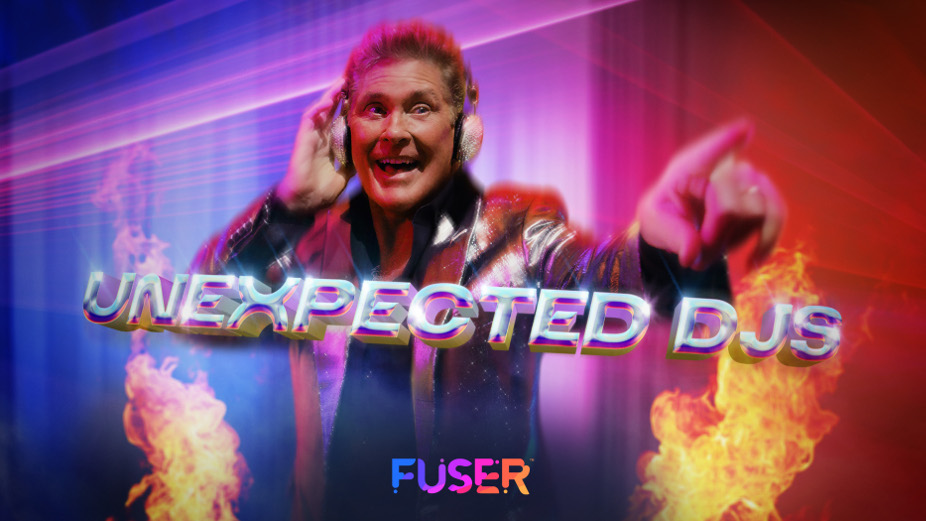 This Game is Turning David Hasselhoff, Jonathan Van Ness, Chloe Kim and Everyone Else into DJs