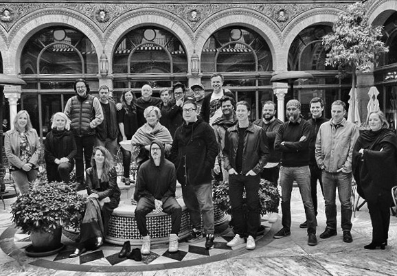 ANDY Awards judging: Malcolm Poynton enters the arena in Seville with the world's top creatives