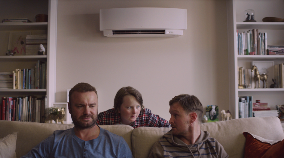 """Daikin Introduces """"New Dad"""" in Latest Campaign via Sugar&Partners"""