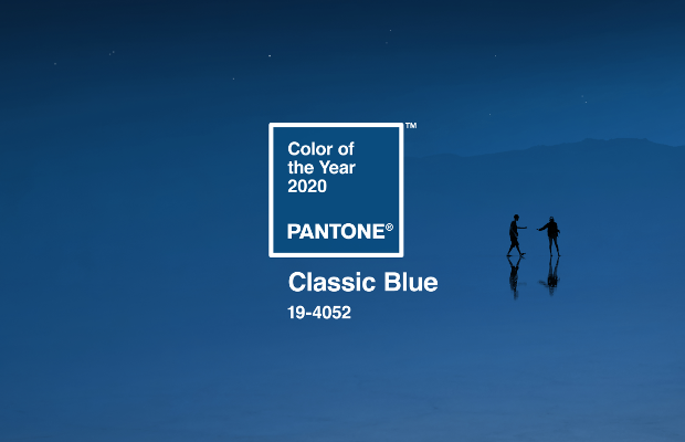 Immerse the Senses in Pantone's 2020 Colour of the Year