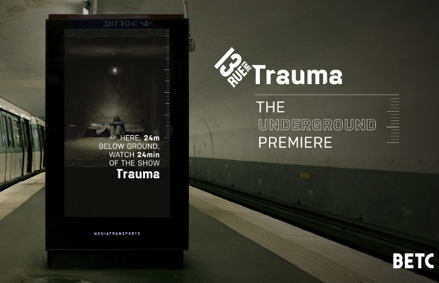 BETC Takes Fans Underground for the Premiere of 'Trauma'