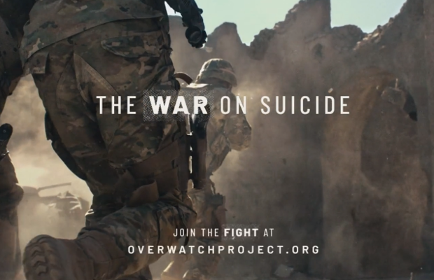 The Overwatch Project Calls Attention to Veteran Suicide