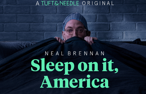 Tuft & Needle Reflect on America's Debatable Sleepless Decision Making