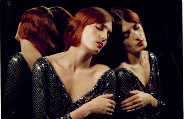Tom Beard's Portrait of Florence Welch Joins Collection at National Portrait Gallery