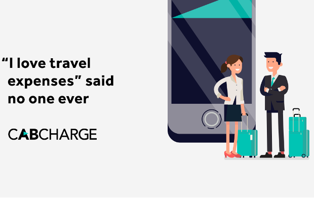 Cabcharge Takes the Hassle Out of Business Travel Expenses