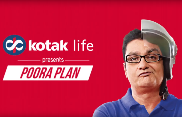 Kotak's Life Insurance Covers all Eventualities in Digital Campaign