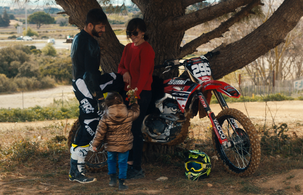 Boucan Episode Two 'La Cible' Profiles a Motocross Legend of Montpellier