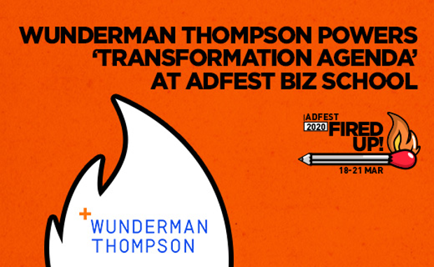 Wunderman Thompson Powers the Agenda for ADFEST Biz School