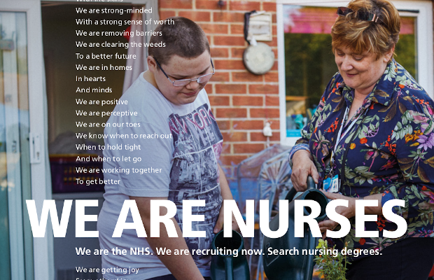 MullenLowe Group UK Encourages Students in Latest NHS Recruitment Push