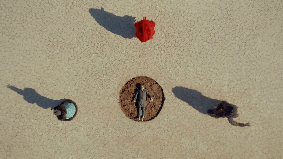 This Abstract Allegorical Short Follows a Father's Mission to Reconnect