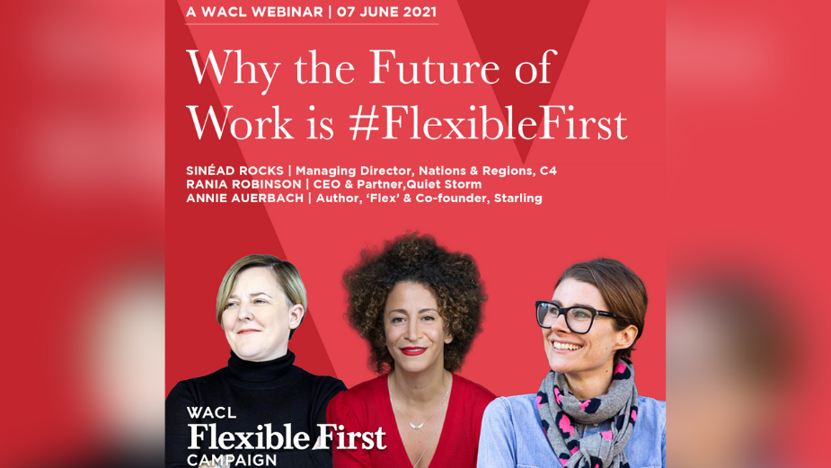 Sinéad Rocks, Rania Robinson and Annie Auerbach Join WACL Panel to Look at the Future of Work